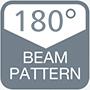 180° Beam Pattern