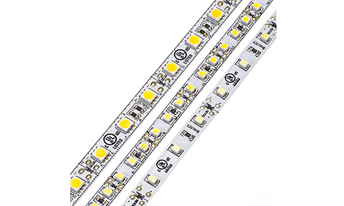 Led strip lights 12v led tape light w lc2 connector 268 lumens flexible light strips mozeypictures Choice Image