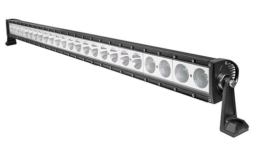 50 u0026quot  off road led light bar with spot  flood combo beam
