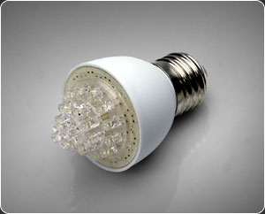 24 LED Screw Base Bulb