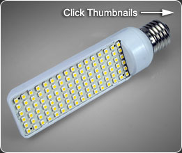 E27-xW96SMD-AIM Rotatable LED Bulb