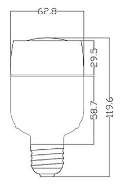 E27-x16W-38 Diagram