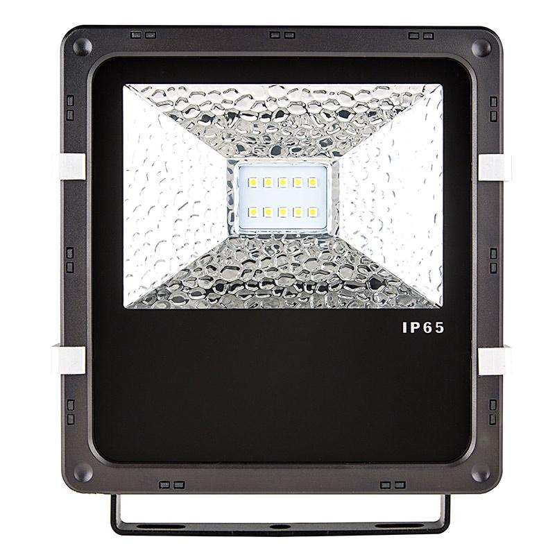 10 Watt High Power LED Flood Light Fixture 800 Lumens