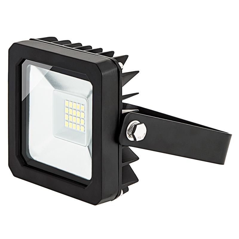 10 watt led flood light fixture low profile 870 lumens led flood lights industrial led. Black Bedroom Furniture Sets. Home Design Ideas