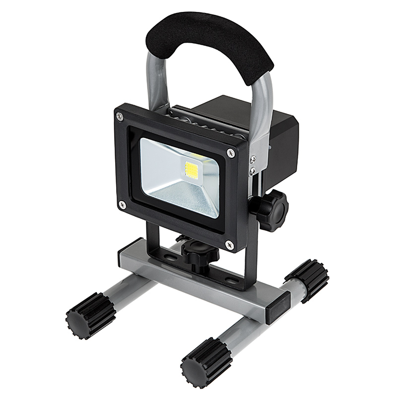 10w Portable Rechargeable Led Work Light Dimmable 650