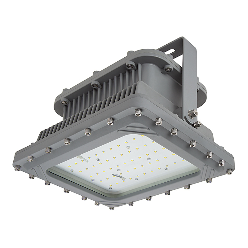 100 watt led explosion proof light class 1 div 1 and 2 hazardous locations ul1598a 13000 lumens