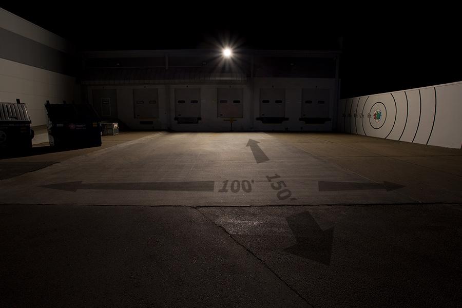 100 Watt LED Flood Light Fixture 12 000 Lumens