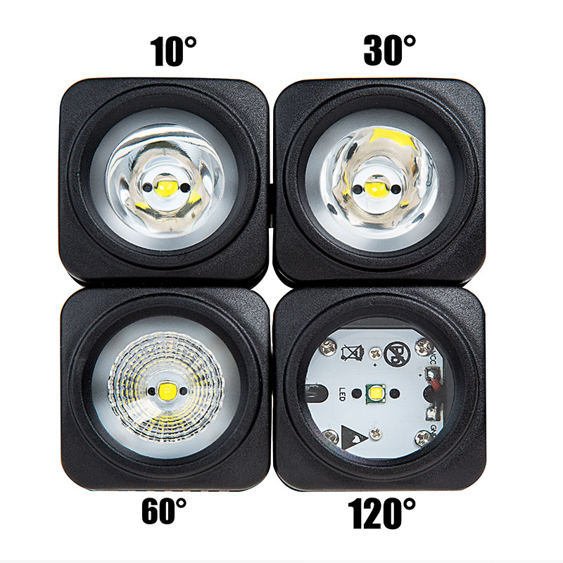 Small Led Lights : ... LED Off-Road Work Light  Mini Auxiliary Lights  LED Work Lights