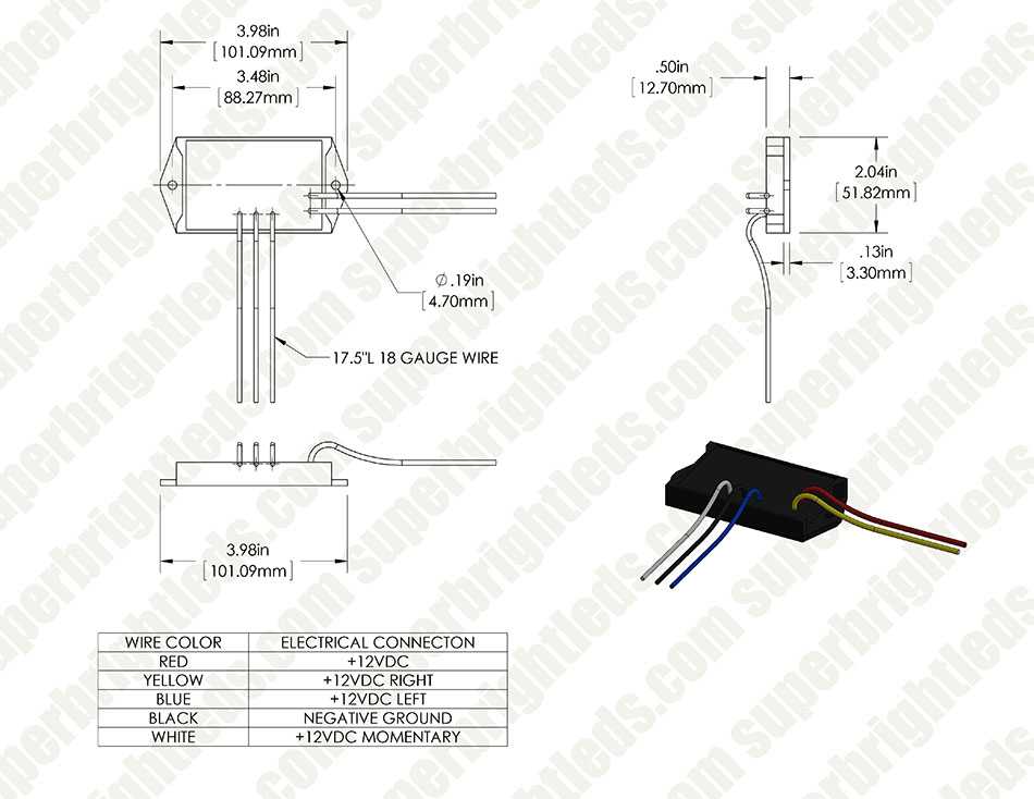 111005sf for site sho me solid state strobe led flasher led strobe controllers sho me light bar wiring diagram at couponss.co