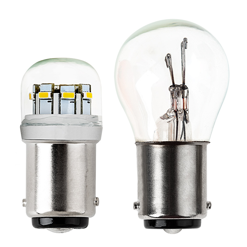 Led Bulb Cover: 1142 LED Boat And RV Light Bulb W/ Stock Cover