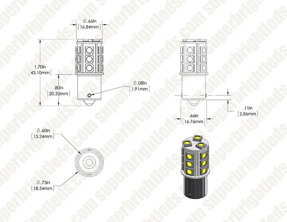 1156 led bulb 18 smd led tower ba15s base super bright leds wiring led lights 1156 led bulb 18 smd led tower ba15s retrofit