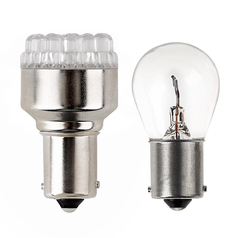 Led Bulb Dc: 19 LED Forward Firing Cluster
