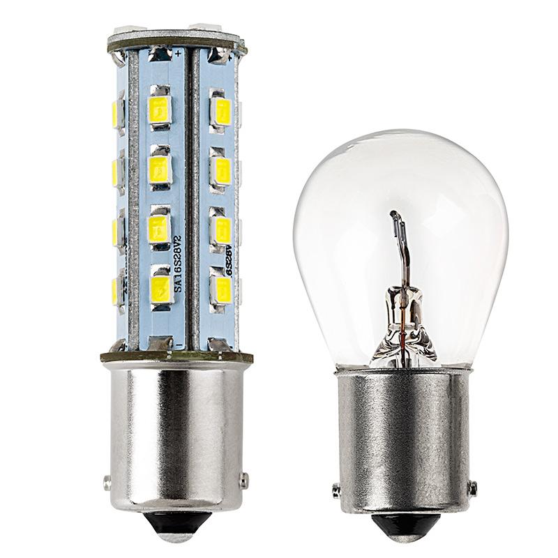 1156 led bulb 28 smd led ba15s retrofit led brake. Black Bedroom Furniture Sets. Home Design Ideas