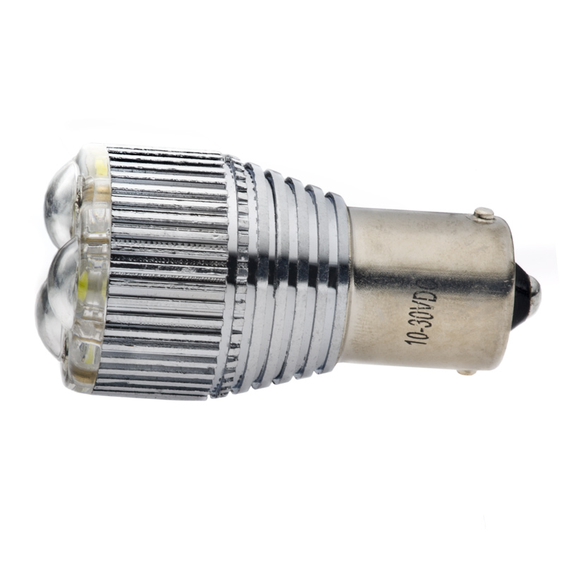 1156 led bulb single intensity 3 x 1 3 watt high power. Black Bedroom Furniture Sets. Home Design Ideas