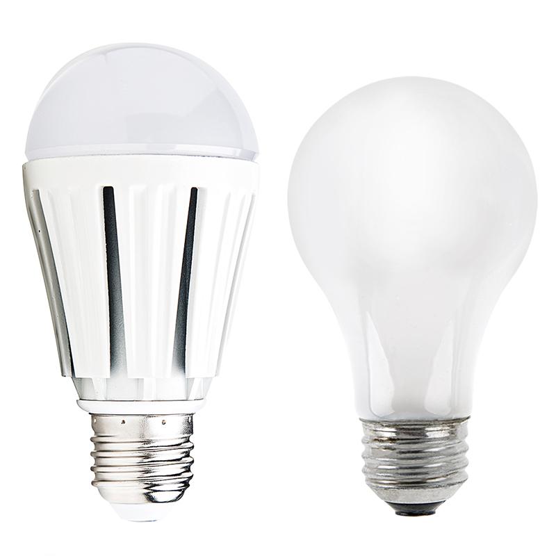 led bulb 100 watt equivalent led globe bulbs led home lighting. Black Bedroom Furniture Sets. Home Design Ideas