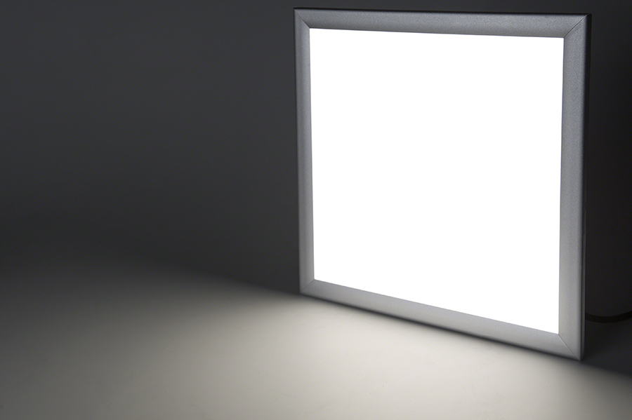 new concept 6d016 ae209 12V LED Panel Light for Vehicles/Trailers - 1x1 - 2,500 Lumens - 35W  Even-Glow® Light Fixture
