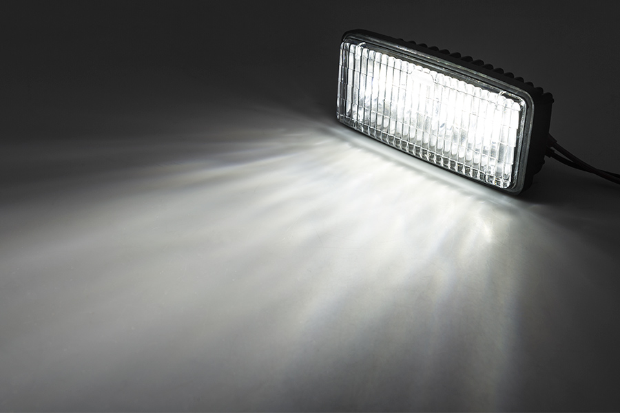 Led Replacement Bulbs For Tractor : Led tractor work light re sealed beam replacement