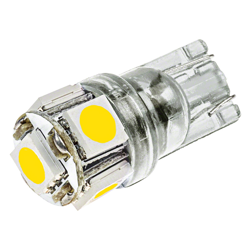 194 led bulb 5 smd led tower miniature wedge retrofit miniature wedge base leds led car Bulbs led