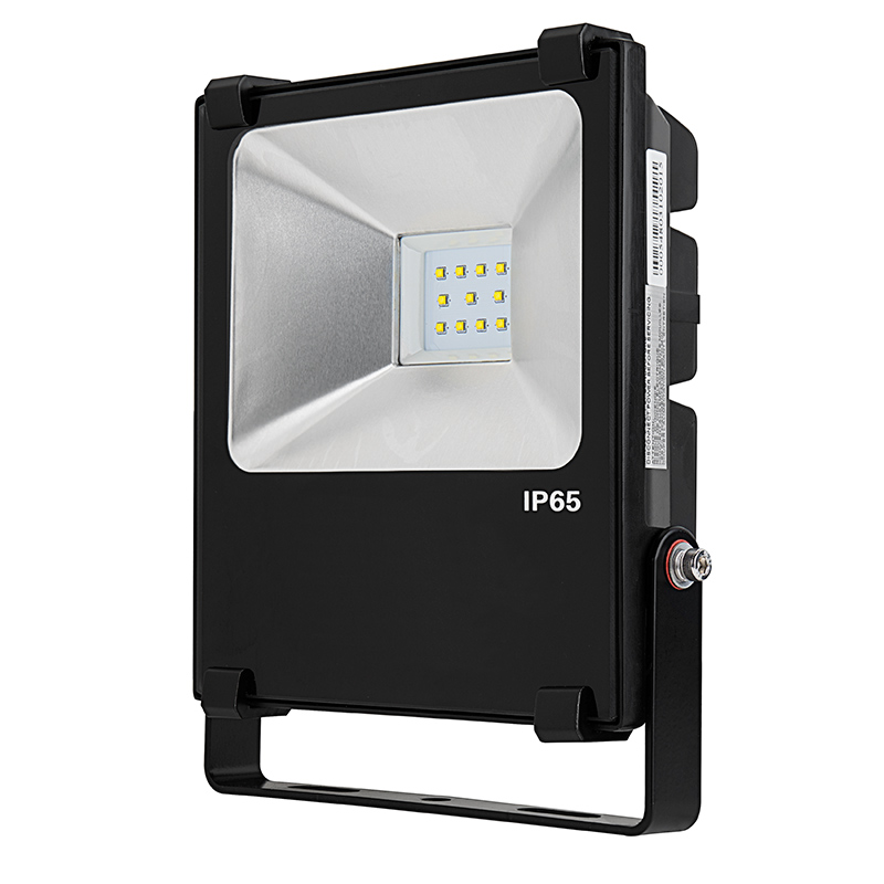 20 watt high power led flood light fixture in cool white. Black Bedroom Furniture Sets. Home Design Ideas