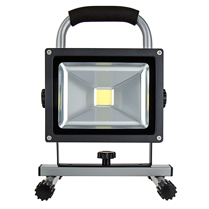 Portable 60 Leds 350lm Rechargeable Cordless Work Light: 20W Portable Rechargeable LED Work Light
