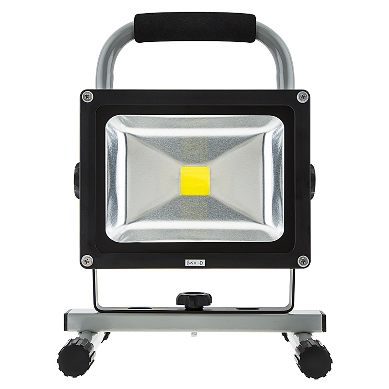 20w portable high powered rechargeable led work light portable work lights and bulbs super. Black Bedroom Furniture Sets. Home Design Ideas