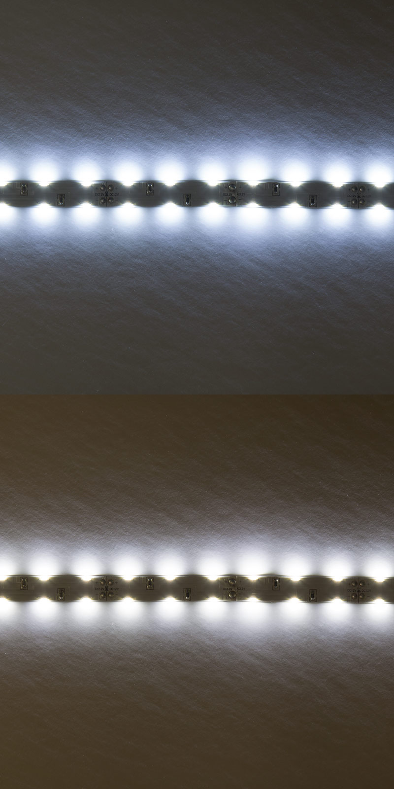 Dual Row Led Strip Lights With Lc2 Connector 12v Led