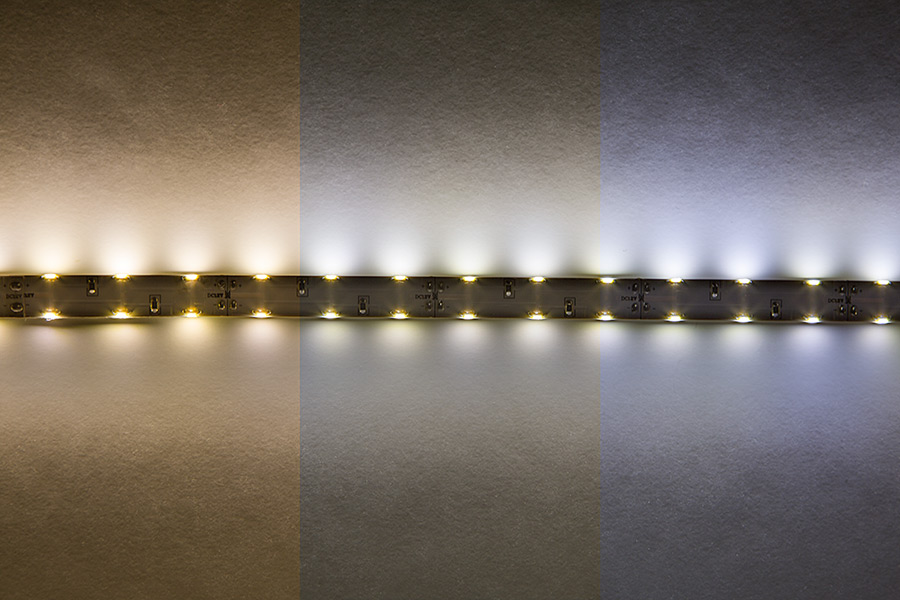 Dual Row Led Strip Lights With Pigtail Connector 12v Led