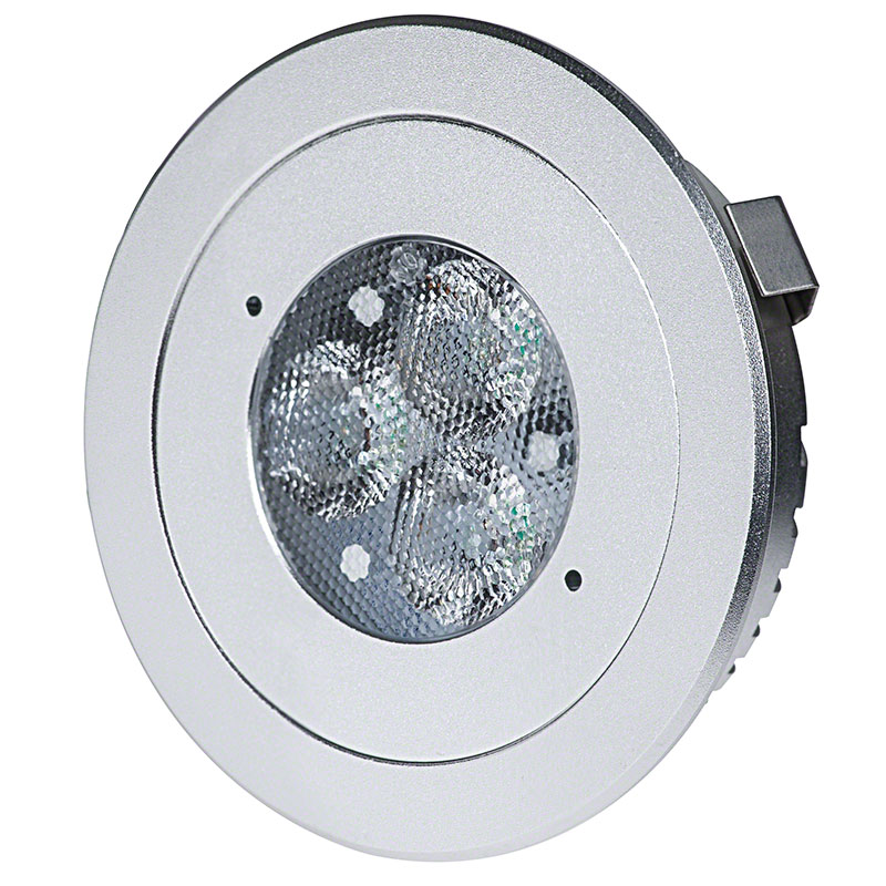 Led recessed light fixture 25 watt equivalent 235 lumens 3 watt led recessed light fixture cree xpe aloadofball Choice Image