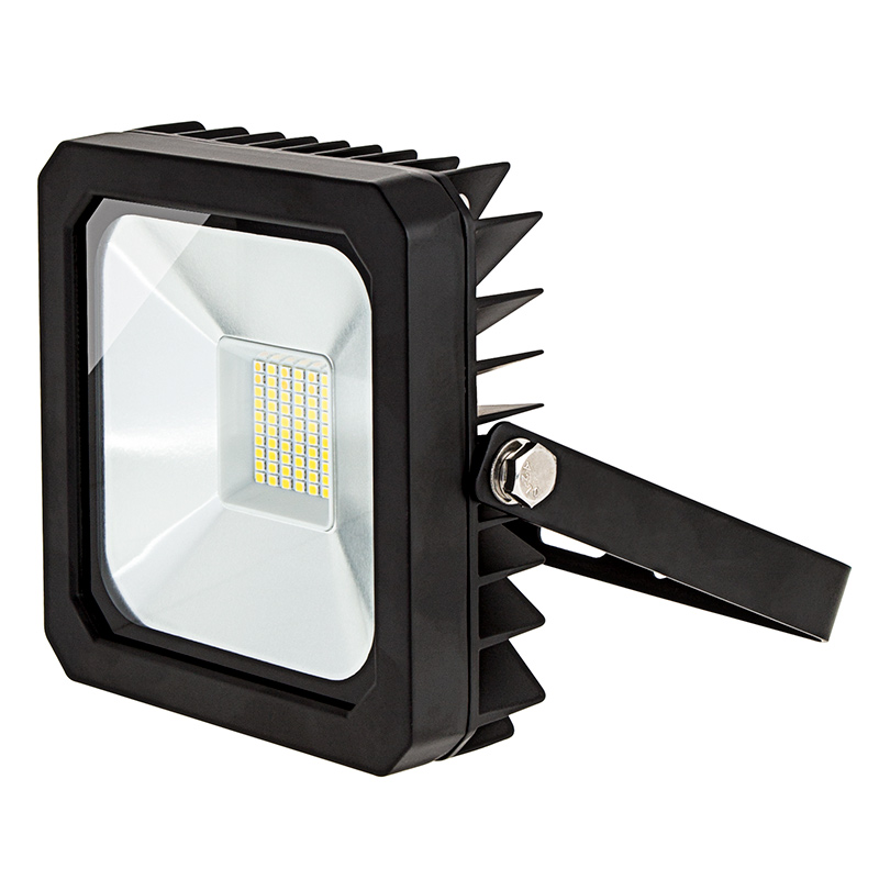 Led Light Fixture Wattage: 30 Watt LED Flood Light Fixture