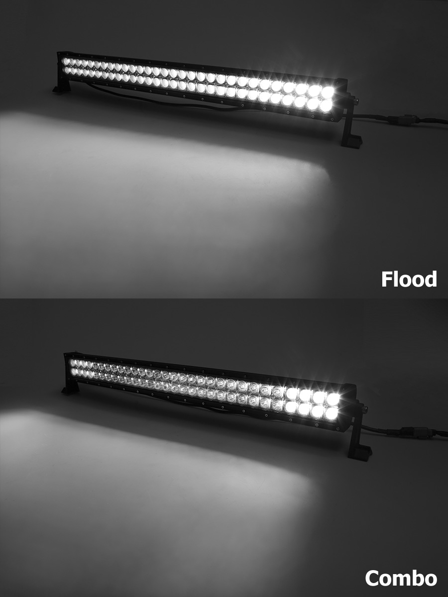 30 off road led light bar 90w 11000 lumens led light bars 30 off road led light bar 90w showing flood and combo light bars on aloadofball Choice Image