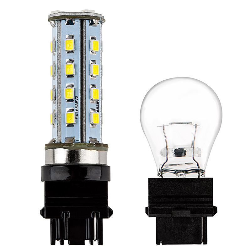 Light Tower Specifications: 3156 LED Bulb - 28 SMD LED Tower - Wedge Retrofit