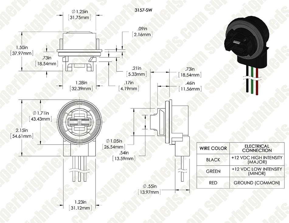 wiring diagram light socket
