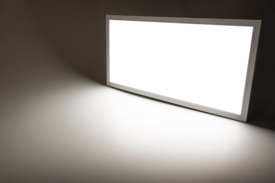 various colors 63ab2 d157c LED Panel Light - 1x2 - 2,400 Lumens - 36W Dimmable Even-Glow® Light  Fixture - Drop Ceiling
