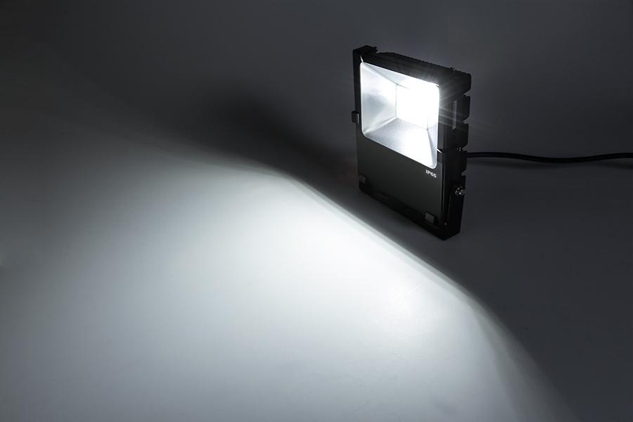 36 Watt High Power LED Flood Light Fixture in Cool White