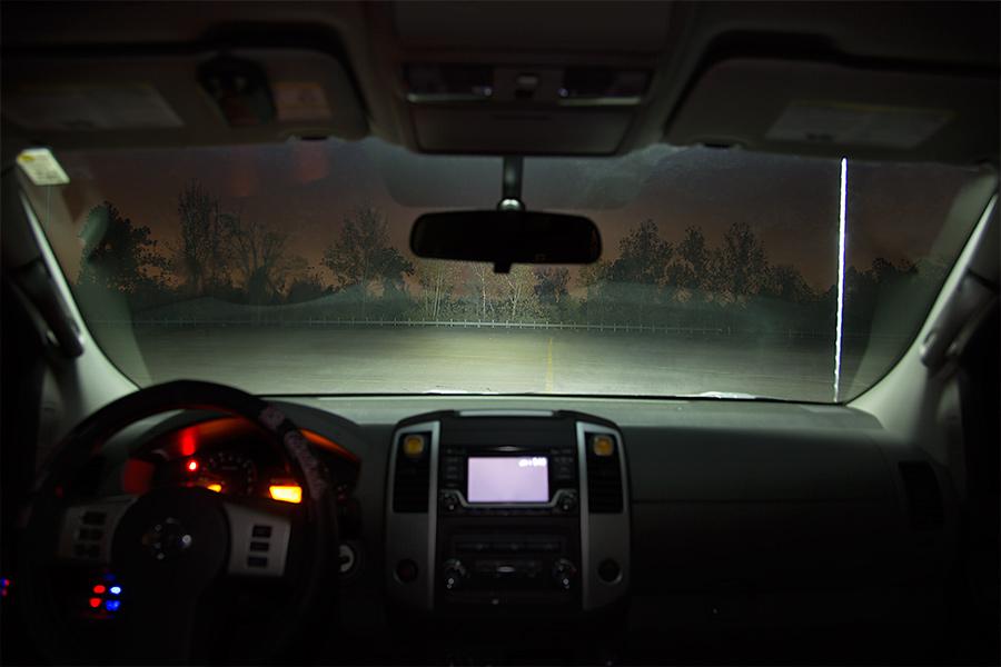 40 Off Road LED Light Bar