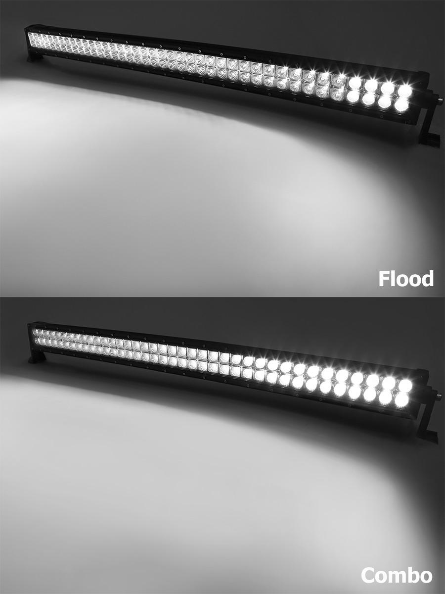 40 off road led light bar 120w 15000 lumens super bright leds 40 off road led light bar 120w showing flood and combo light bars on aloadofball Gallery