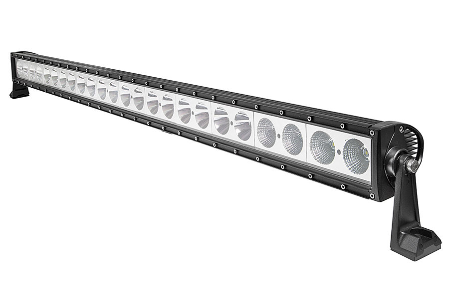 50off road led light bar with spot  flood combo beam  u2013 240w