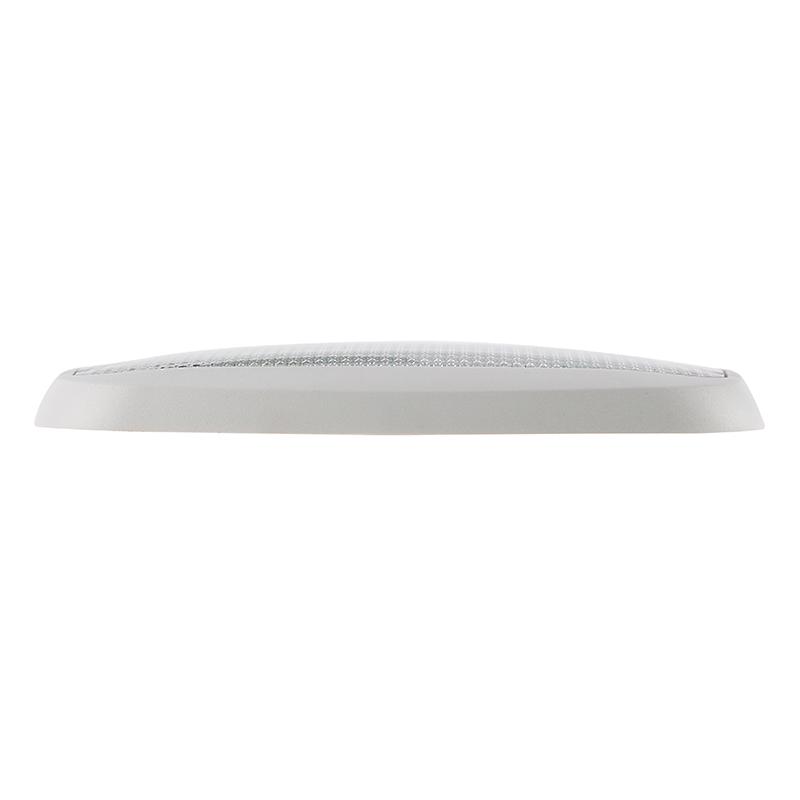 "Netrectangular Light Fixtures : Rectangle LED Dome Light Fixture - 6"" LED Light w/ 36 LEDs and Built ..."