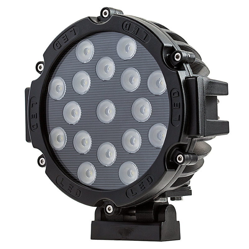 Off Road Led Work Light Led Driving Light 6 Quot Round 39w