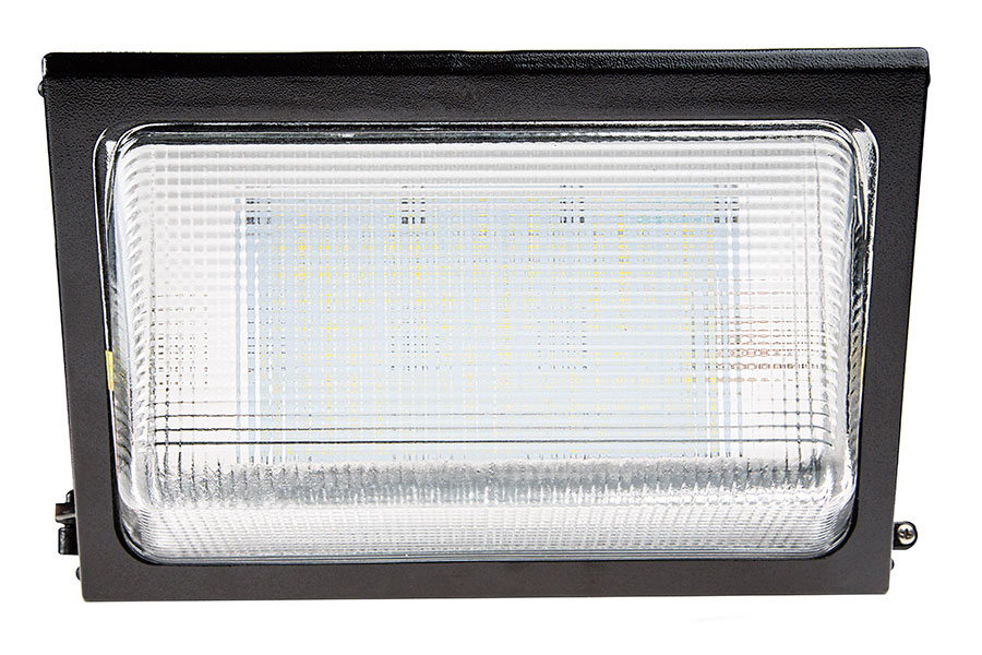 60w high power led wall pack front view - Led Wall Pack