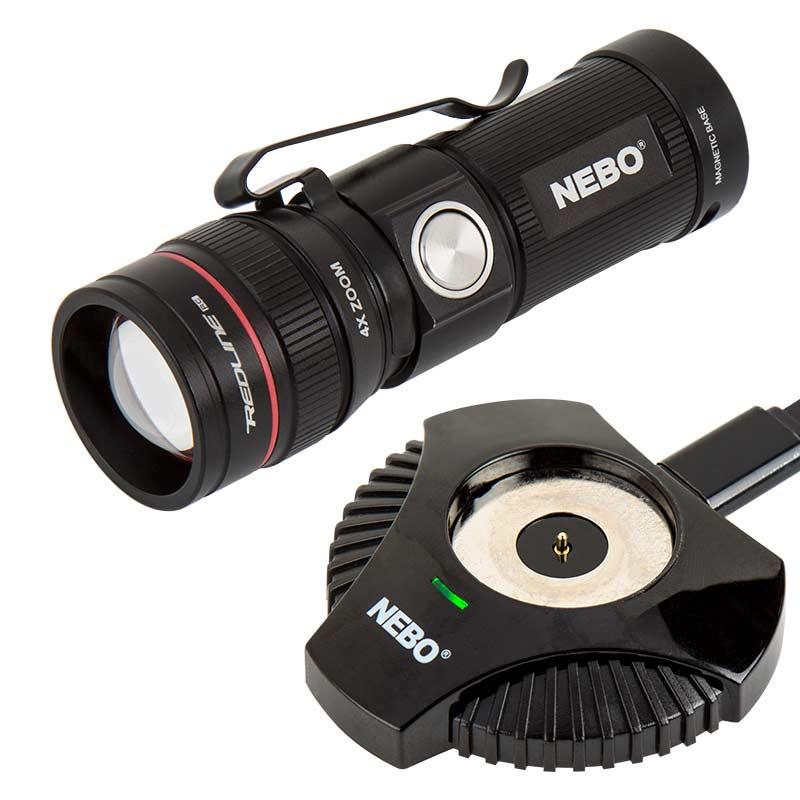Amazon.com : NEBO MagDock 320-Lumen Rechargeable ...