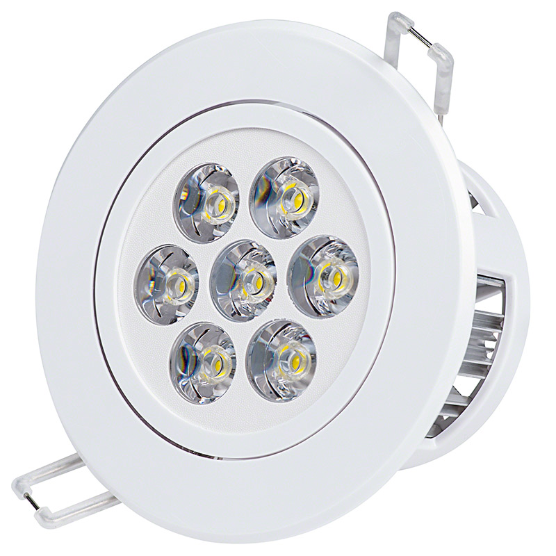 Led Lighting Fixtures: LED Recessed Light Fixture