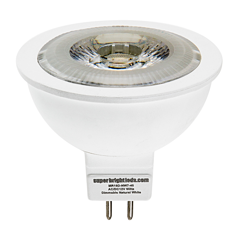 Mr16 Led Bulb 70 Watt Equivalent Bi Pin Led Spotlight