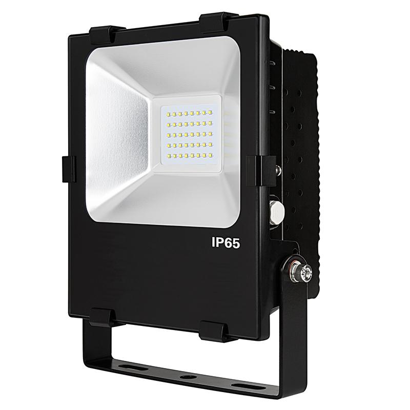 66 Watt High Power LED Flood Light Fixture in Cool White