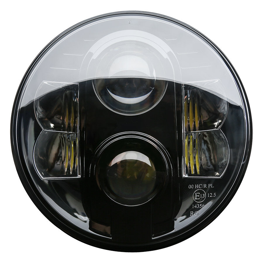 7 Inch Round Led Motorcycle Headlight