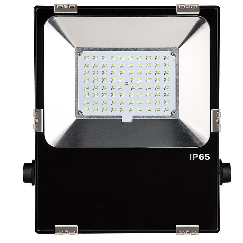 Led Flood Light High Power: 80 Watt LED Flood Light Fixture - 9,300 Lumens