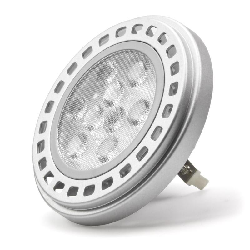 Led Ar111 Spot Lamp 9x1w Leds Led Bi Pin Bulbs Led
