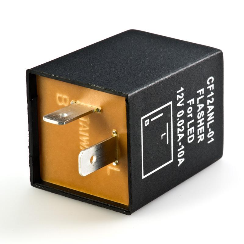 cf12anl 01 led bulb electronic flasher led car lights. Black Bedroom Furniture Sets. Home Design Ideas