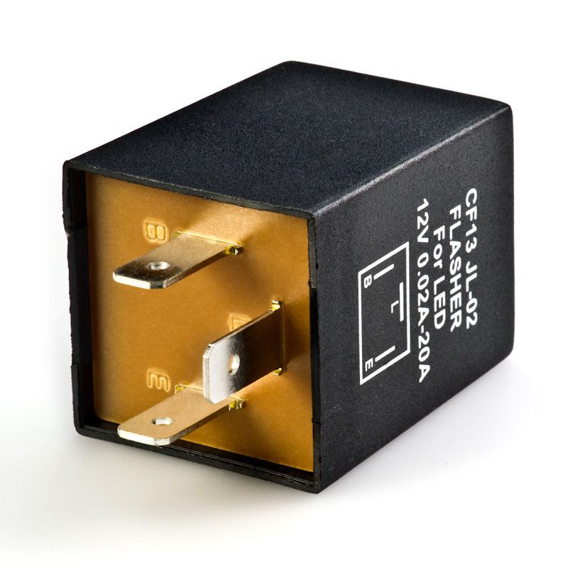 cf13jl 02 led bulb electronic flasher car bulb. Black Bedroom Furniture Sets. Home Design Ideas
