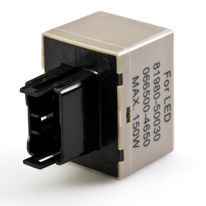 cf18 08 led bulb electronic flasher flashers load. Black Bedroom Furniture Sets. Home Design Ideas